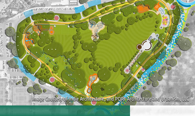 Re-Imagine Play/City Loop in City Park
