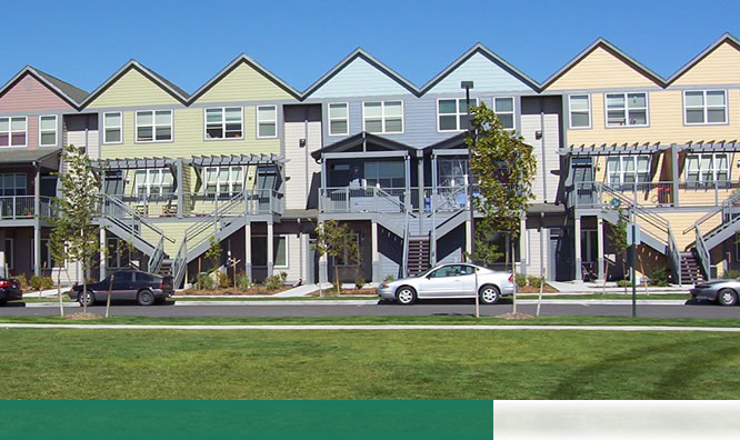 Globeville Townhomes